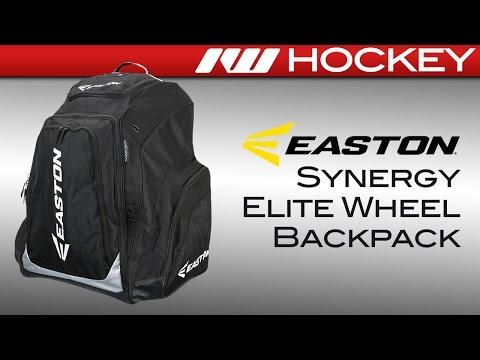 Easton Synergy Elite Wheeled Hockey Backpack Review