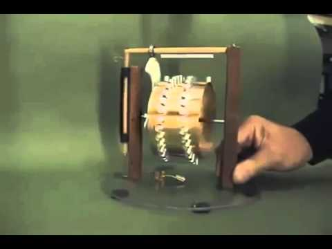 f4b72de7242 Máquina de Movimiento Perpetuo - Energía Libre con Imanes de NEODIMIO.  Perpetual Move Machine