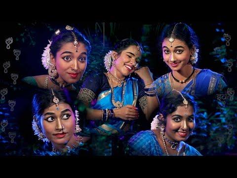 "Devarnama ""Krishna nee begane baro"" - Sridevi Nrithyalaya - Bharathanatyam - Dance"