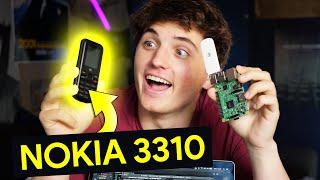 METTRE INTERNET SUR UN NOKIA 3310 ?! (presque)