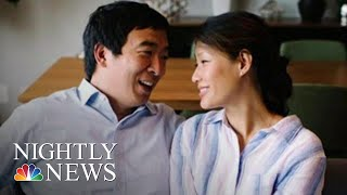 Evelyn Yang, Wife Of 2020 Candidate Andrew Yang, Says She Was Sexually Assaulted | NBC Nightly News