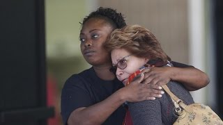 Witness describes the San Bernardino shooting