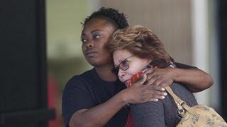Witness describes the San Bernardino shooting