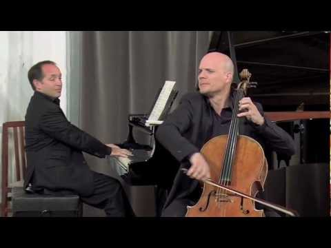 Cello Project - Valse Sentimentale -Tchaicovsky