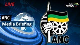 Post ANC NEC media briefing, 29 May 2017