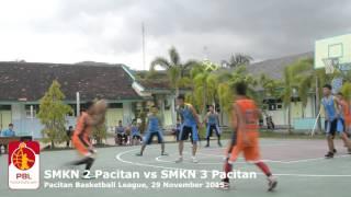 SMKN 2 Pacitan vs SMKN 3 Pacitan
