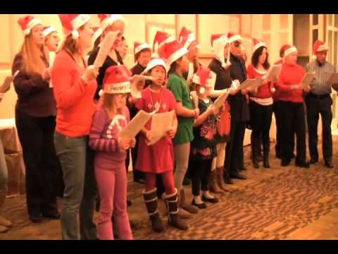 """The Long Beach Waterfront Warriors Christmas """"Wrap Party"""" 2010 - Non-Profit Video"""