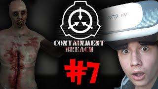 SCP Containment Breach na Goglach Wirtualnej Rzeczywistości! #7