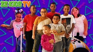 Did ZZ Squad Win $100 Game Cards to Dave & Buster's? (ZZ Kids TV and Whizzaroo Giveaway)