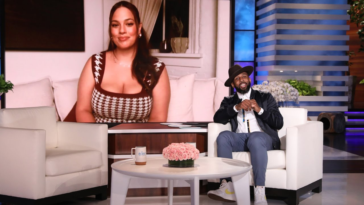Ashley Graham and tWitch on Being in Interracial Marriages and Raising Their Kids