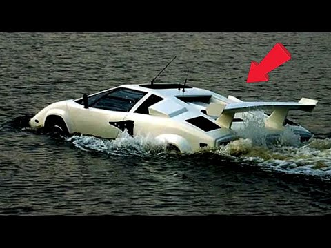Have you seen any vehicle that runs on water and land? Top 1