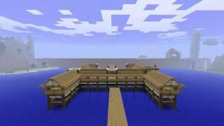 Minecraft - Palace timelapse