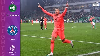 Download Saint Etienne 0 - 4 PSG - HIGHLIGHTS & GOALS - 12/15/19 Mp3 and Videos
