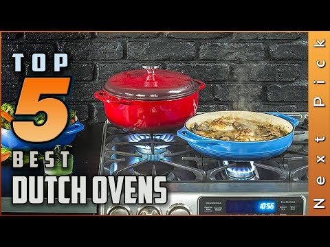 Top 5 Best Dutch Ovens Reviews In 2020