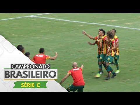 Melhores Momentos - Remo 1 x 2 Sampaio Corrêa - Brasileiro Série C (02/09/2017)