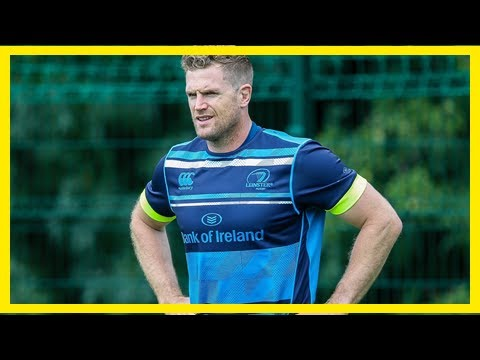 Breaking News | Jamie heaslip left out of leinster's champions cup squad