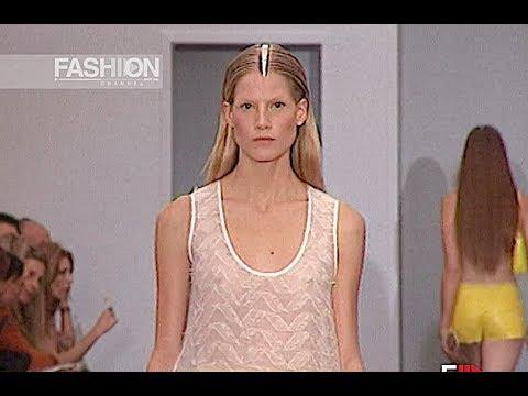 JOHN RICHMOND Spring Summer 2000 Milan - Fashion Channel