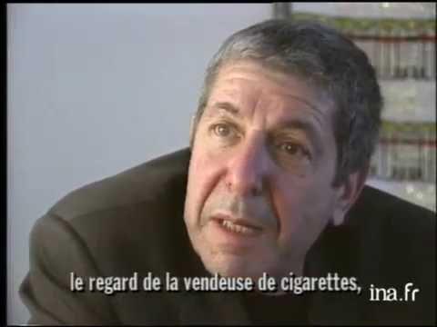 Leonard Cohen interview exclusive by Patrick Willard in LA
