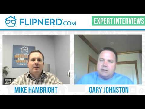 Gary Johnston Explains Why Cash Flow is King on the Road to Financial Freedom