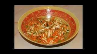Рецепт Салата из свежей капусты и моркови