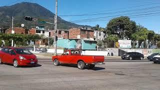 Bulevar constitucion y calle al volcan san salvador EL SALVADOR