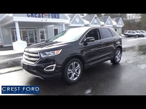 2017 Ford Edge Niantic, New London, Old Saybrook, Norwich, Middletown, CT F3797A