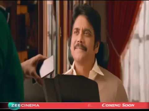 Businessman 3  Oopiri  New Hindi Dubbed Promo Zee Cinema