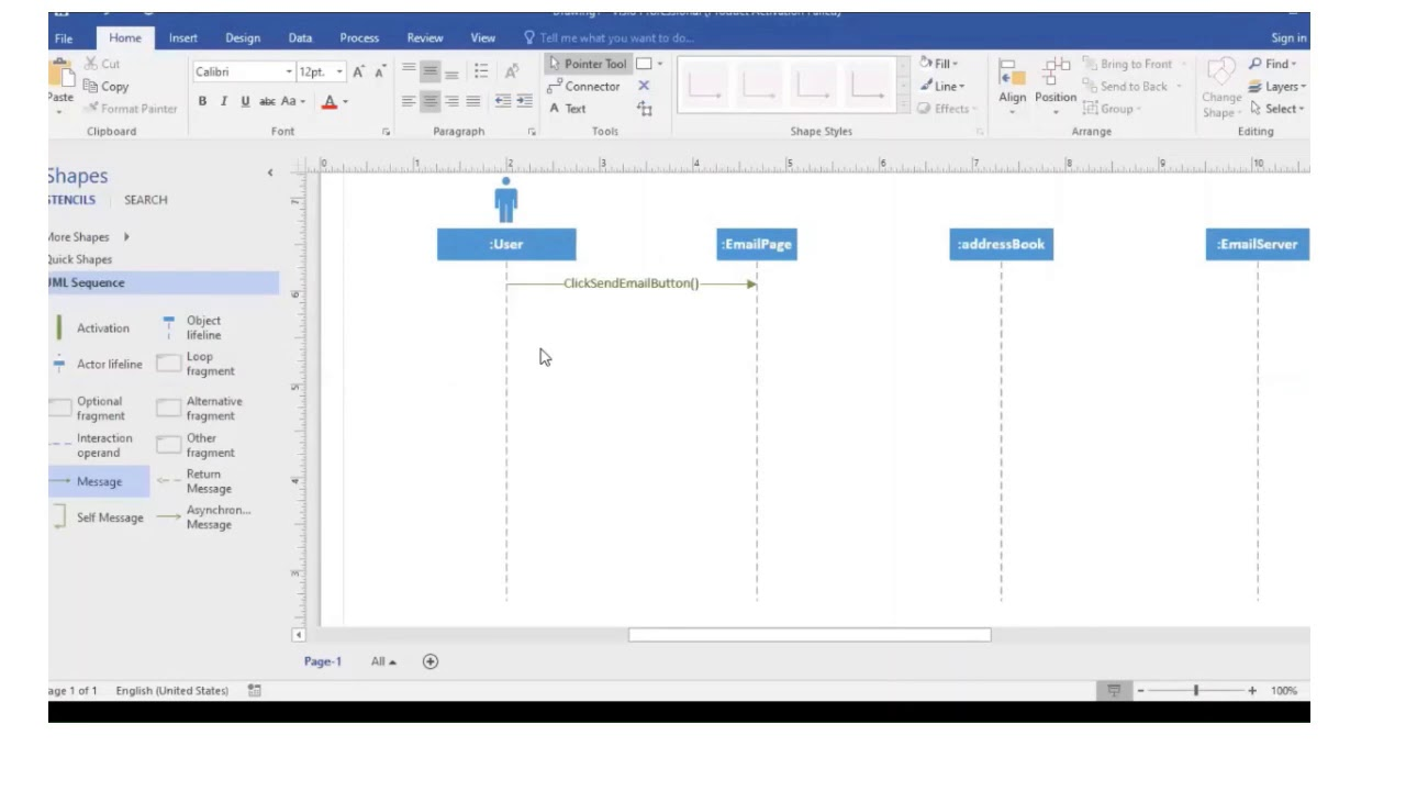 Lab 9 - Draw Sequence Diagram   Object Oriented Software ...