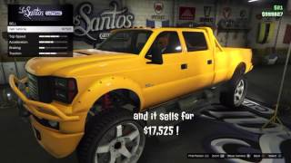 GTA 5 Online Top 5 Modded Vehicle Spawn Locations ( Secret and Rare Vehicles ) Modded Dubsta 2, Modd