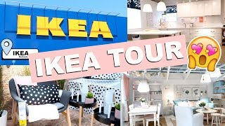 ☆ IKEA TOUR || LARGEST IKEA IN AMERICA! ☆