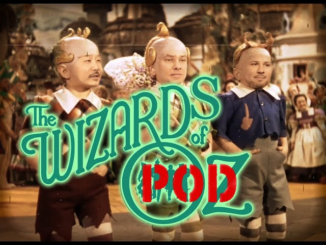 Wizards of Pod Deepfake - Joe Rogan, Tom Segura, Christina Pazsitzky and More