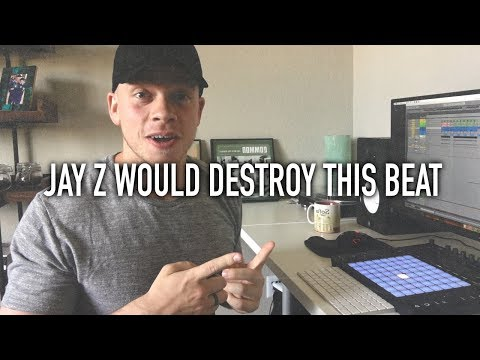 MAKING A BEAT FOR JAY Z / How to Make a Soulful Sampled Hip Hop Beat in Ableton Live Tutorial