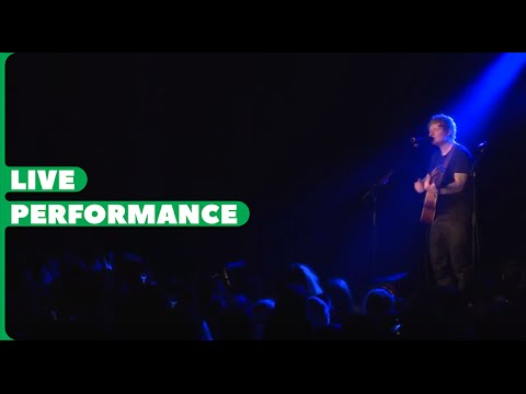 Download Ed Sheeran - Sing (Live at Paddington Town Hall for iHeart Radio)