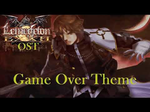 Lemegeton OST Game Over Theme