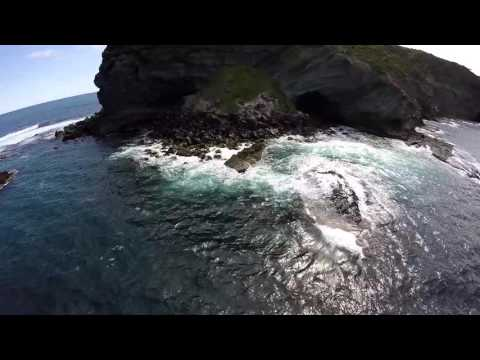 Spot the Seals. Cape Bridgewater. DJI Phantom 2