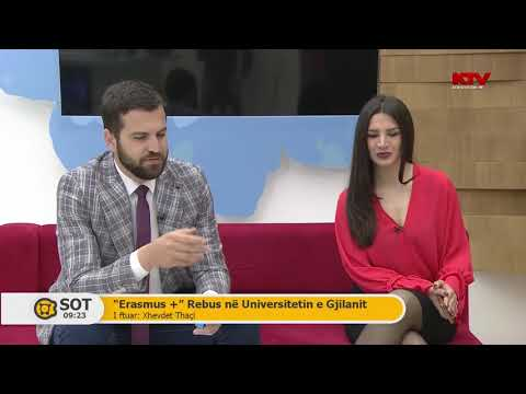 """Presentation Of The REBUS PROJECT In The TV Program """"SOT"""""""