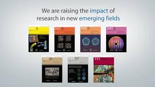Springer celebrates 20 years of publishing with EPJ!