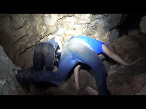 St Clair Cave, Jamaica - Aug 18, 2016