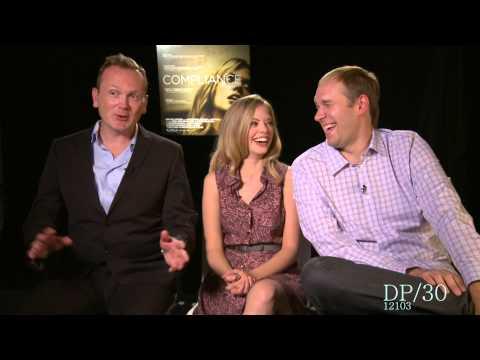 DP/30: Compliance, wr/dir Craig Zobel, actors Dreama Walker, Pat Healy