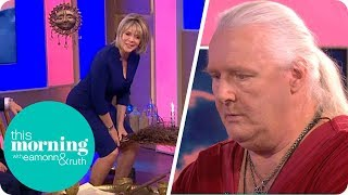 Male Witch Casts A Spell In The Studio! | This Morning