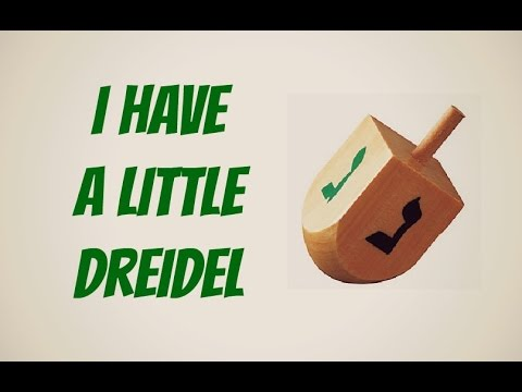 The Dreidel Song - with Lyrics
