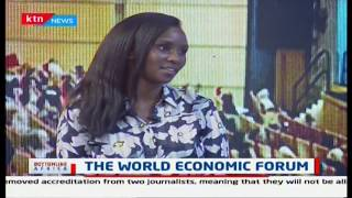 World Economic Forum kicks off in Switzerland