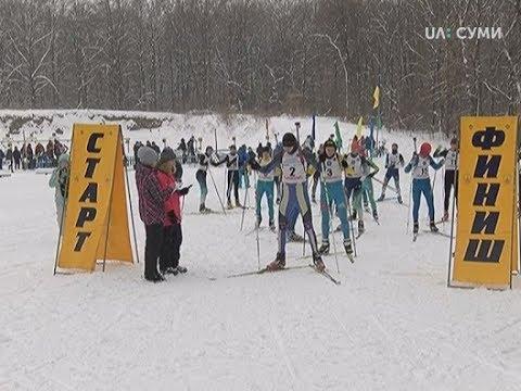 UA:СУМИ: У Сумах відбулись змагання з біатлону