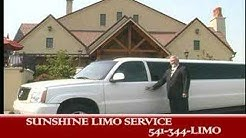 Sunshine Limo Service Oregon Wine Tour