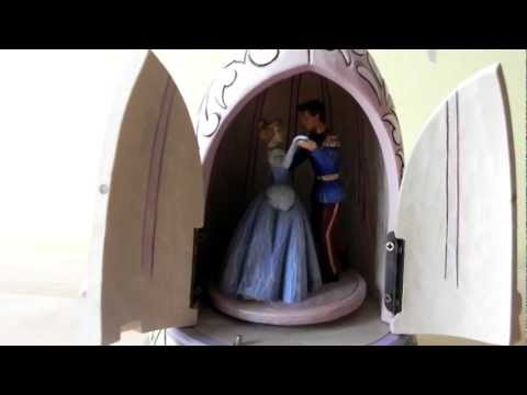 My Cinderella music box