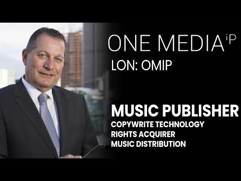 One Media IP Group: Investors Overview