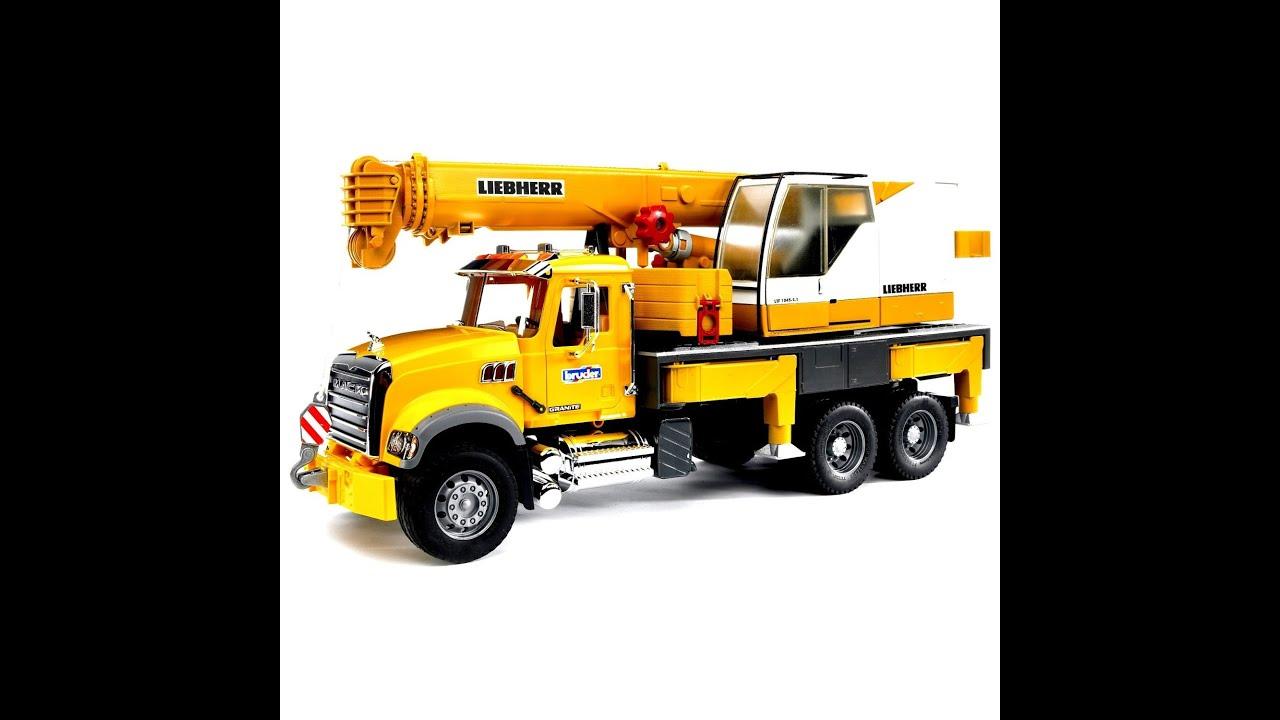 Big Toy Trucks For Children Kids Trucks Toys Youtube