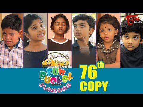 Fun Bucket JUNIORS   Episode 76   Kids Funny Videos   Comedy Web Series   By Sai Teja - TeluguOne