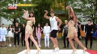 Kim Jong Kook Dancing Sistar