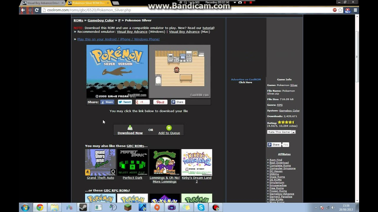 Gameboy color emulators - How To Install Gameboy Colour Emulator For Pc